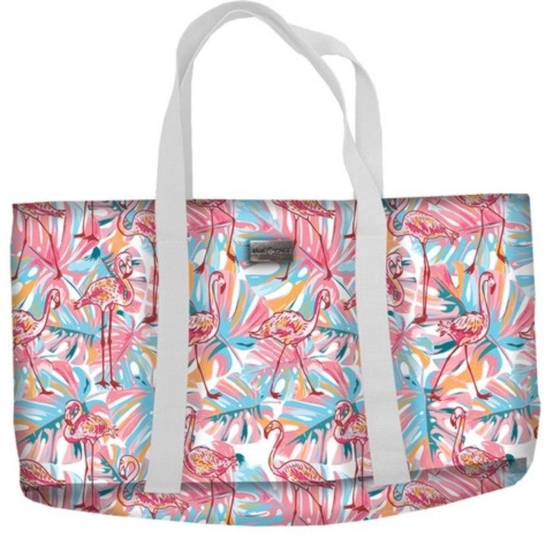 Tropical Daze Beach Bag
