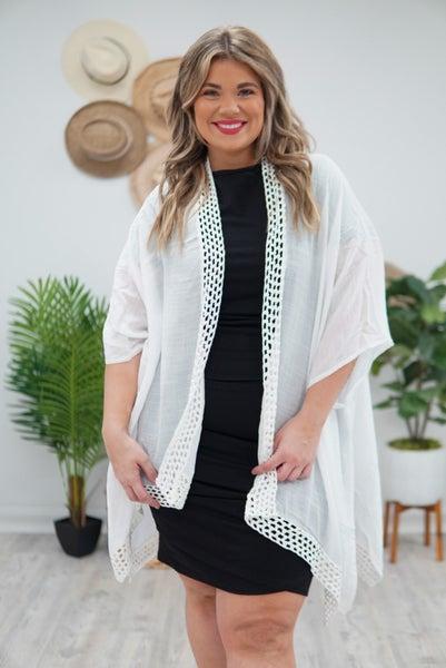 Sheer Spring Kimono