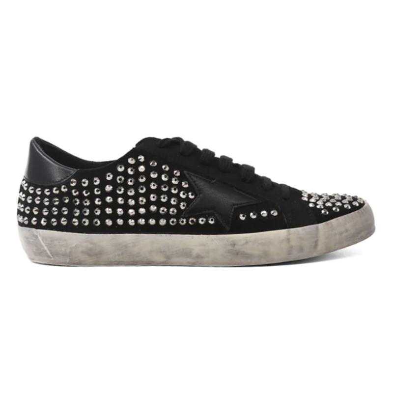 Rock Star Studded Sneakers