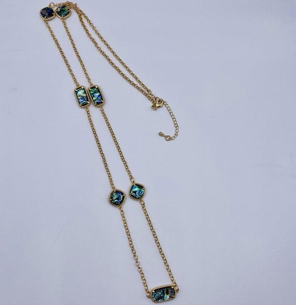 Charms In The Ocean Necklace
