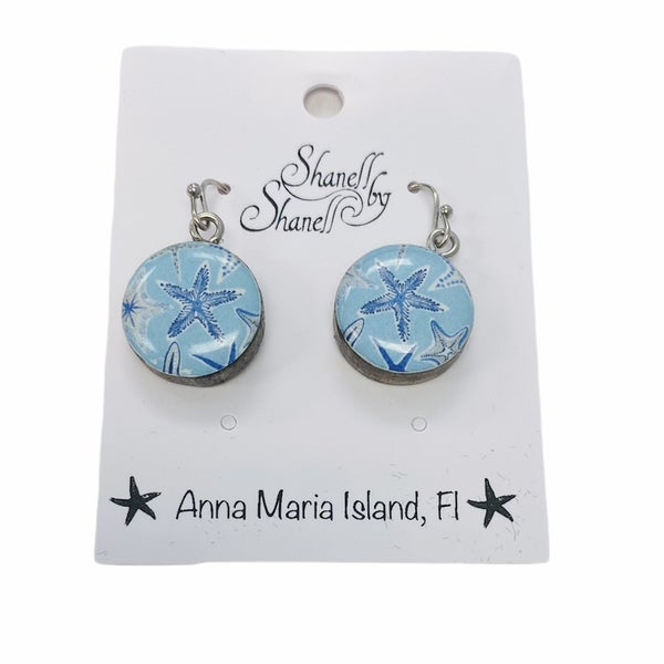Coral Reef Series Dangles