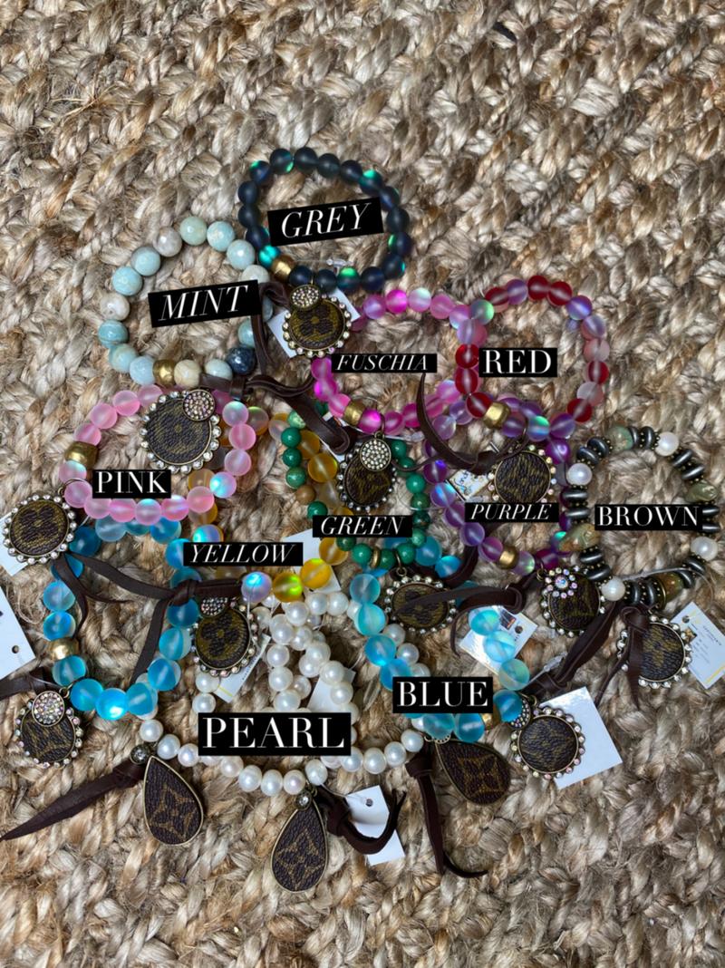 Custom Stone Bracelets 2