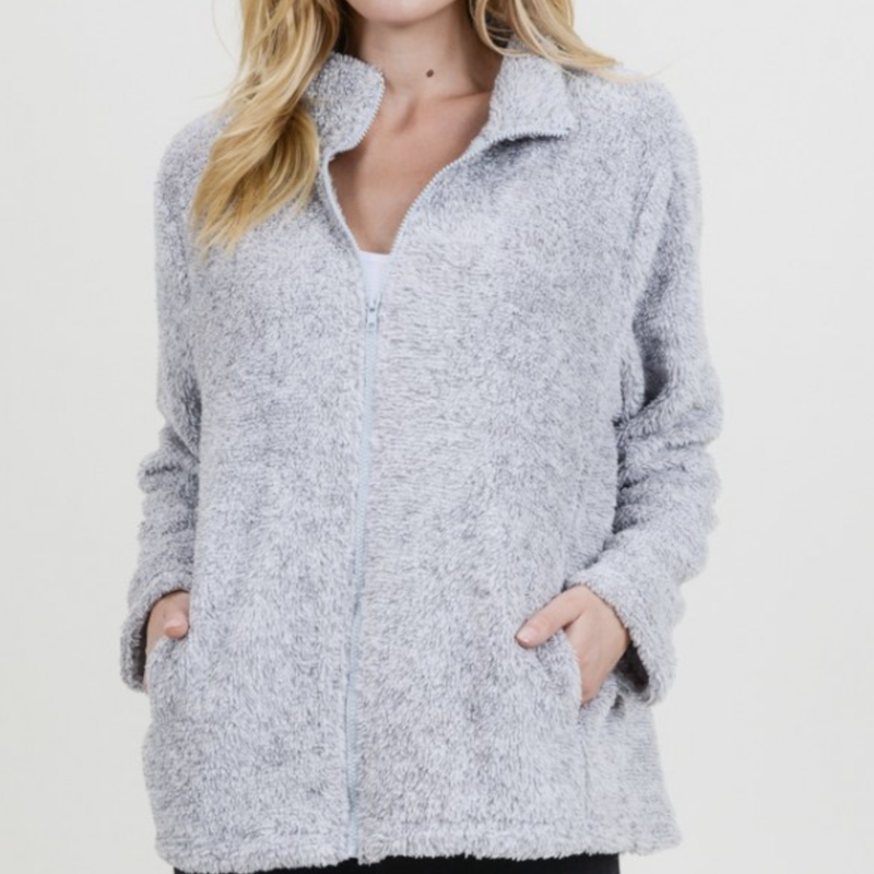 Cloudy Nights Pullover