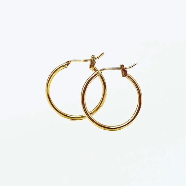 Pilar Earrings - Small