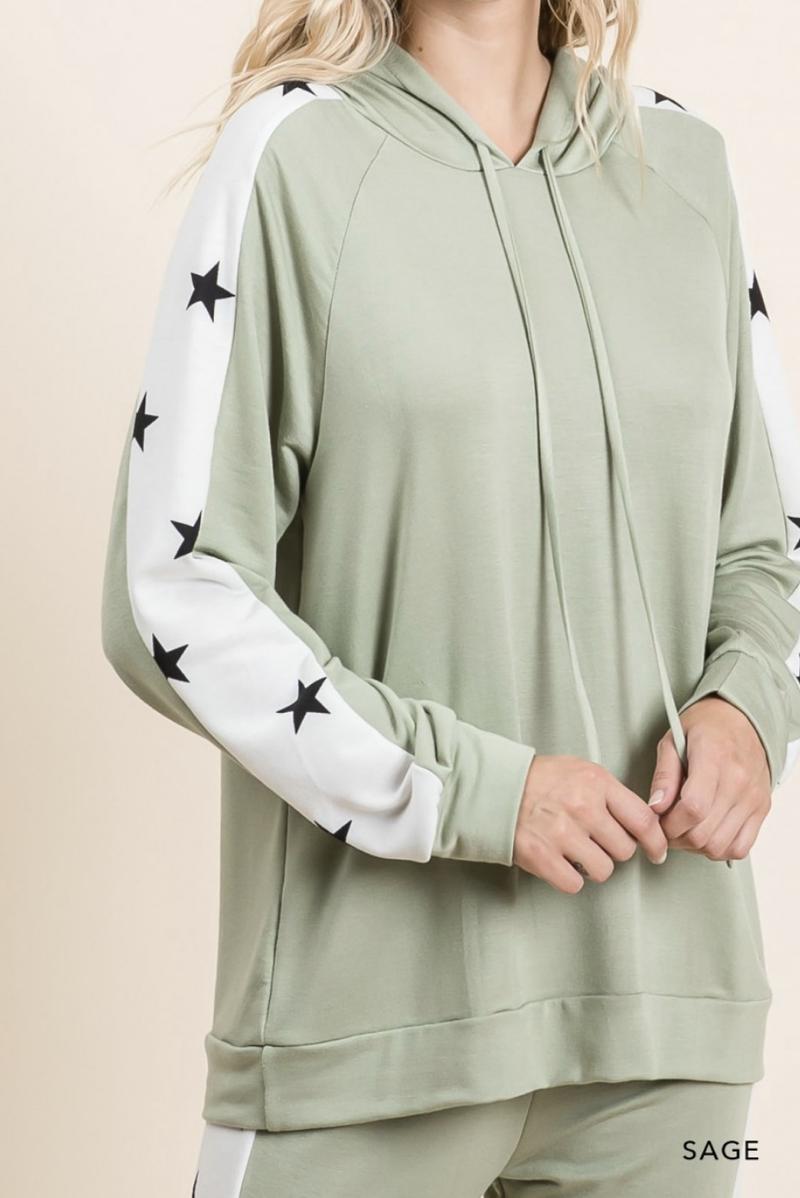 Super Star Loungewear Hoodie