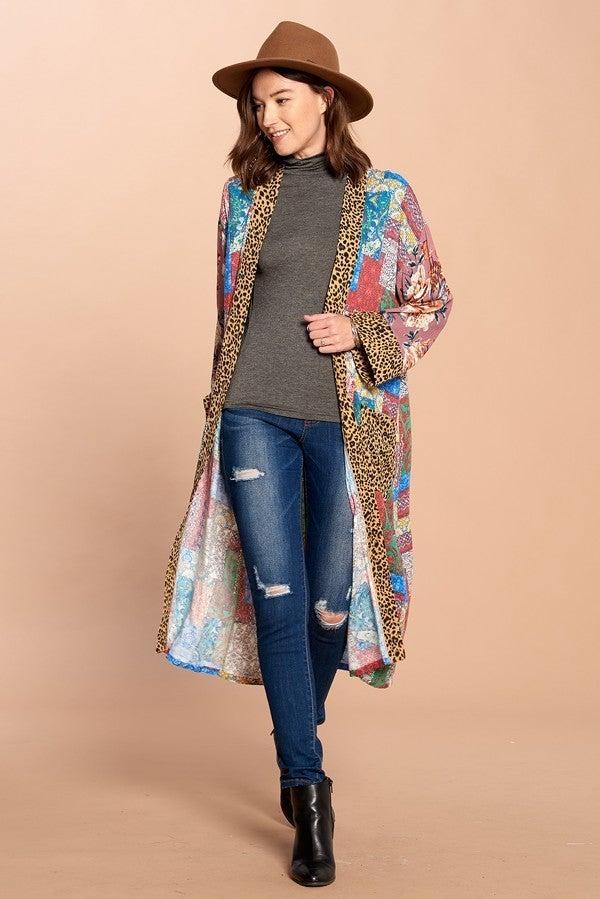 Bohemian Babe Kimono