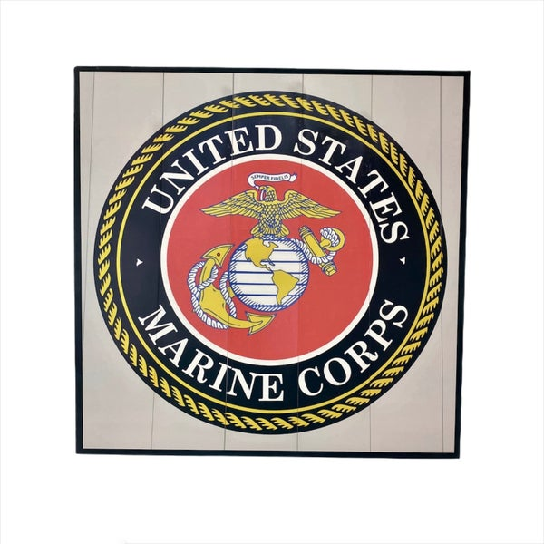 Marine Corps Wall Decor