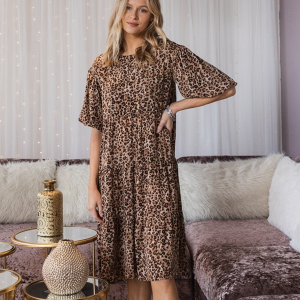 Catimal Midi Dress