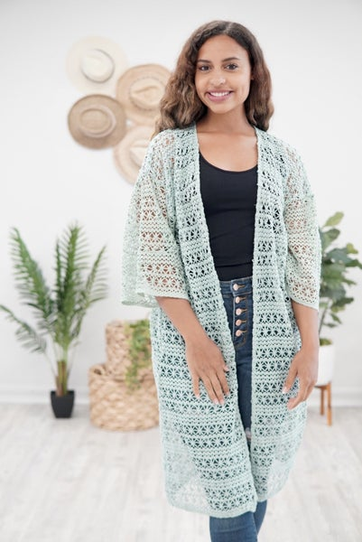 Touch Of Spice Kimono