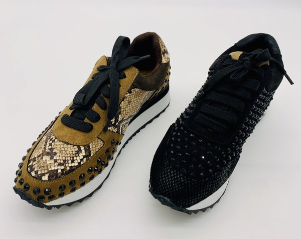 Stroll Through Milan Sneakers