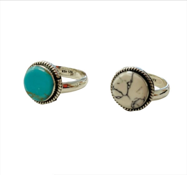 Circle Adjustable Ring