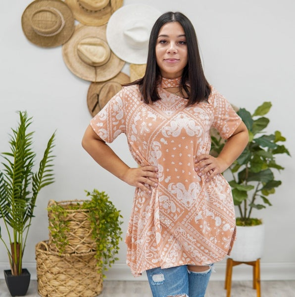 Paisley Fields Top