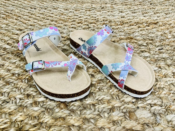 The Earthly Vibe Sandals