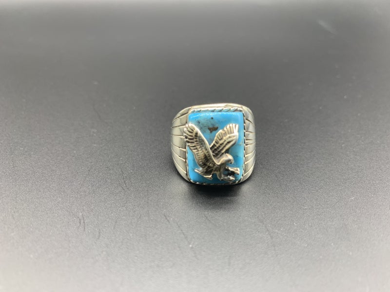 M&S Flying Eagle Ring