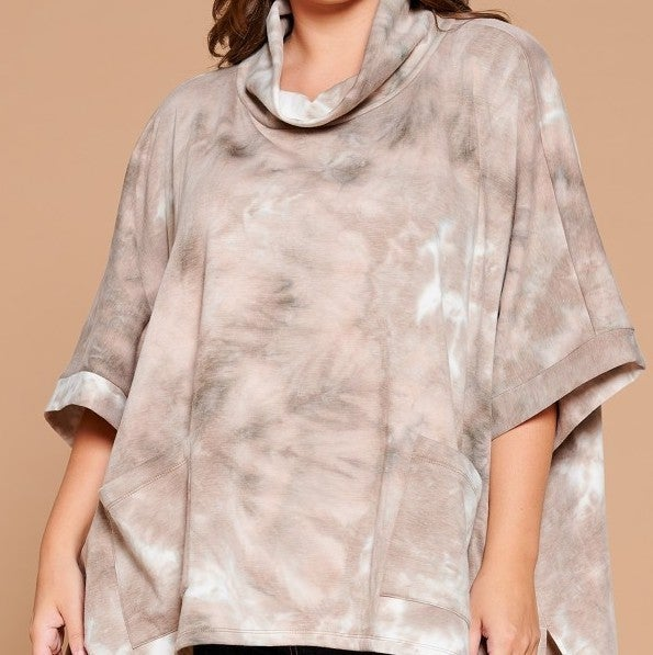 Hippe Vibes Poncho