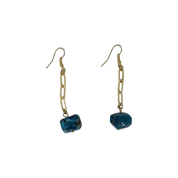 Stones Of Heaven Earrings