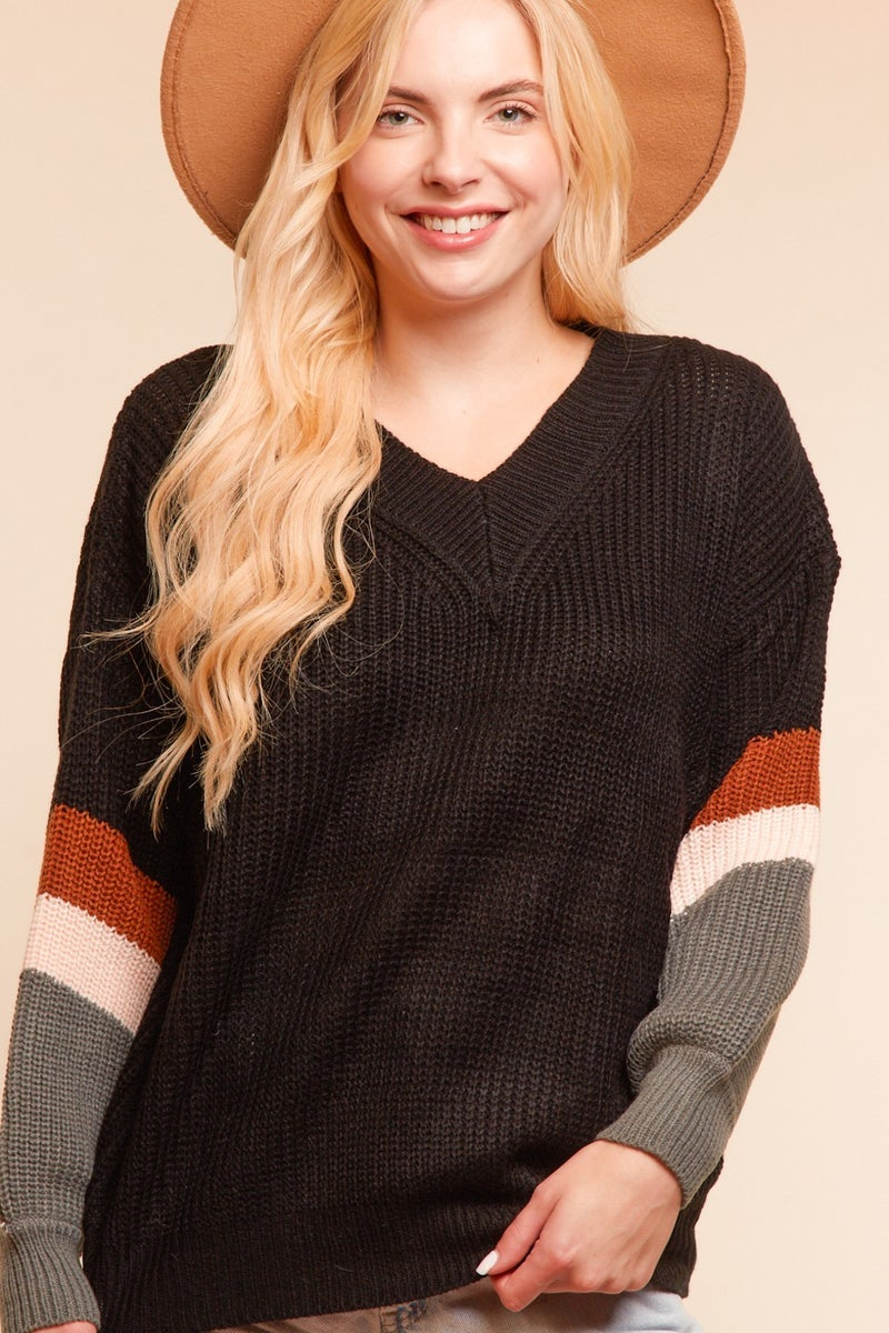 Autumn Rising Sweater