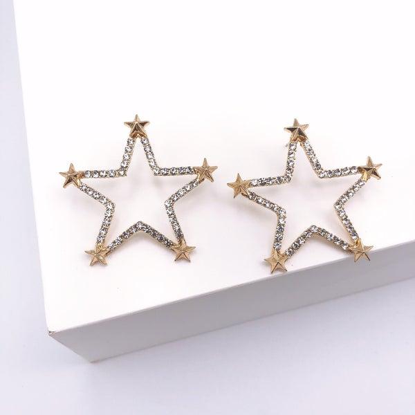 Twinkle Little Star Earrings