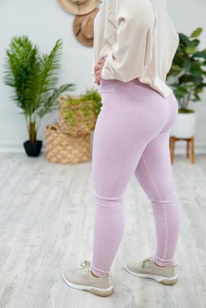 Ribbed Essential Leggings