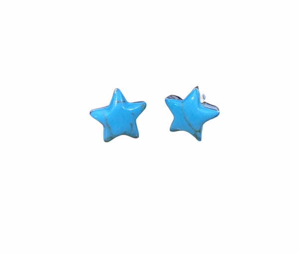 Star On Broadway Turquoise Stone Earing