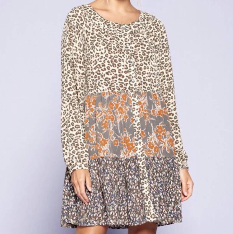 Ditzy Catimal Dress
