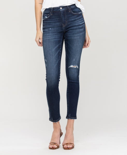Attraction Mid Rise Jeans