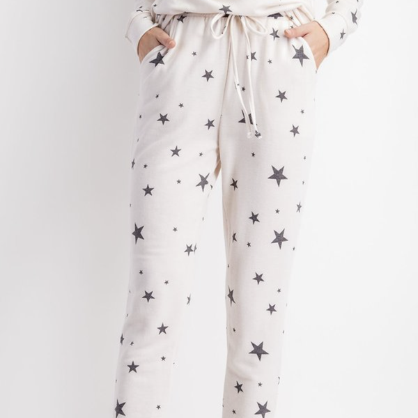 Baby I'm Seeing Stars Loungewear Pants
