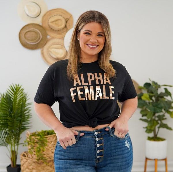 Alpha Female Graphic Tee