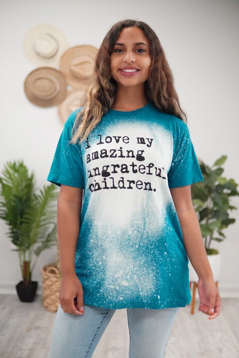 Ungrateful Kids Tee