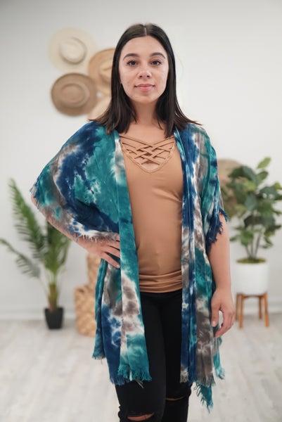 On The Outer Banks Kimono