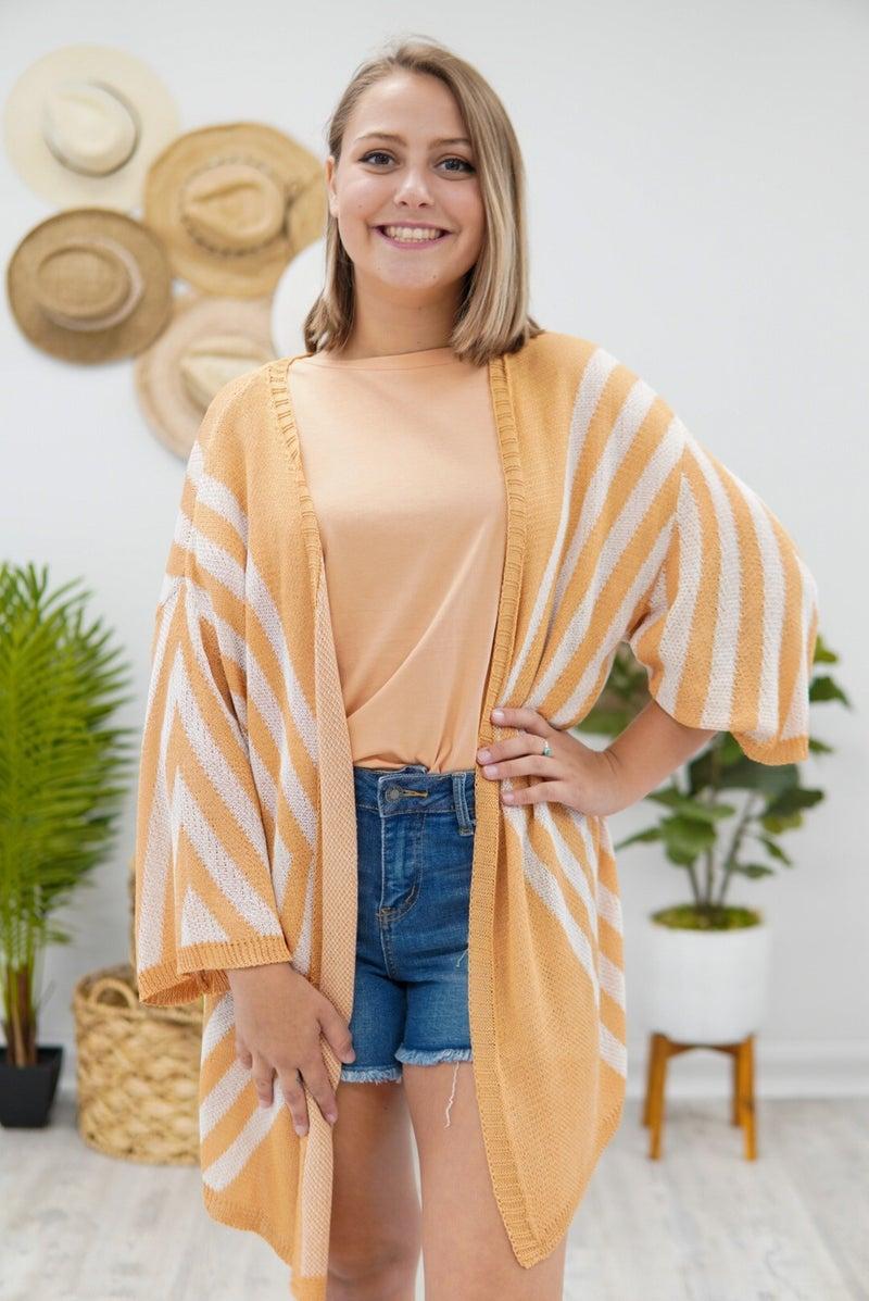 Modern Muse Kimono Cardigan