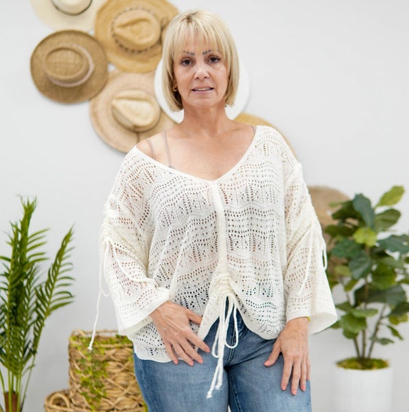 Work Of Art Lacy Top