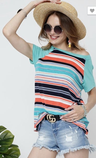 The Casual Stripes *Final Sale*