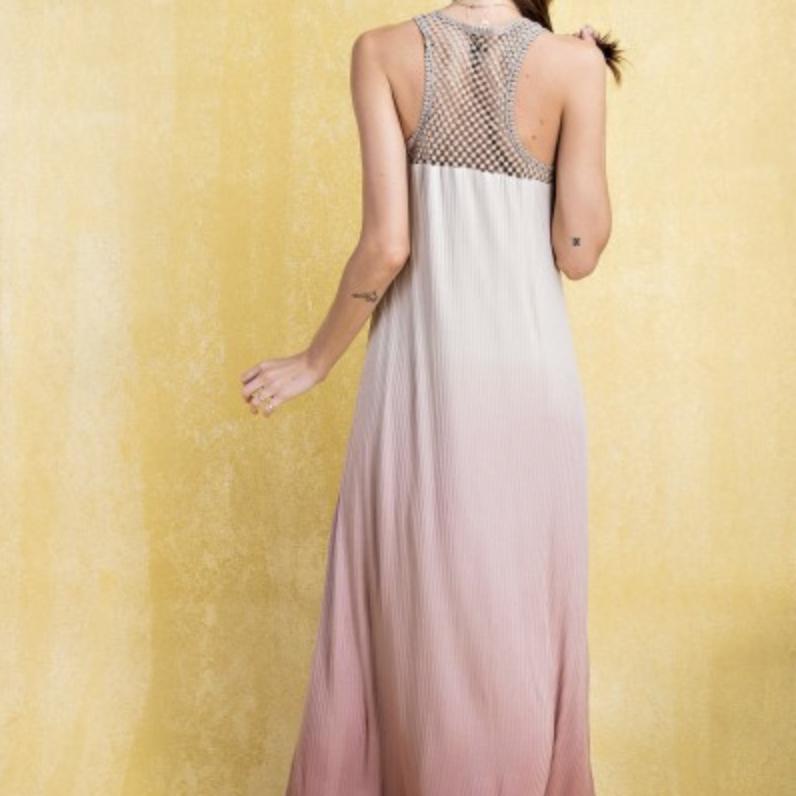 Oh My Ombré Maxi Dress