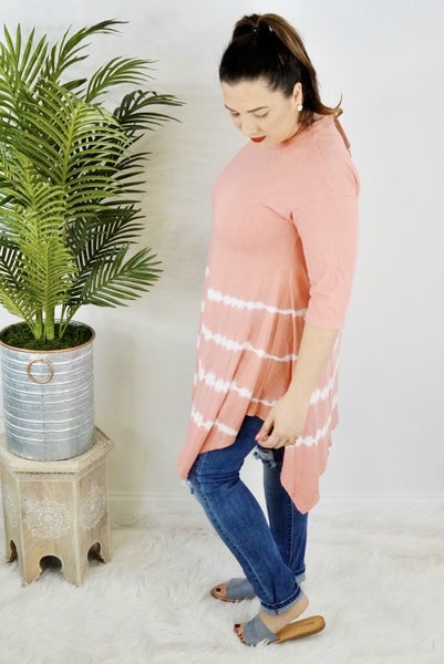 Attack Of The Tie Dye Tunic *Final Sale*