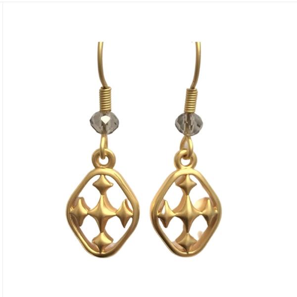 Gracewear Collection Beaded Earrings
