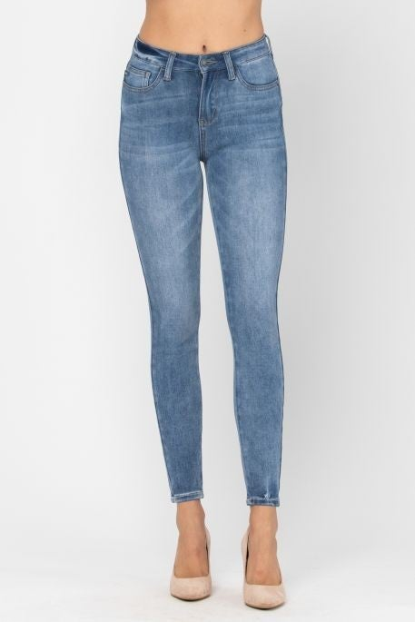 Judy Blue Makin' Moves Skinny Thermadenim Jeans