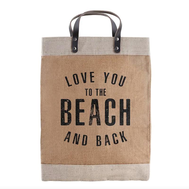 Beach & Back Tote