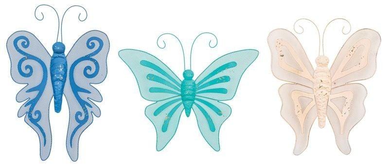 Flutter Butterfly Wall Art