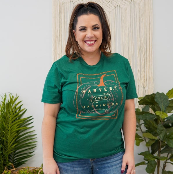 Harvest Your Happiness Tee
