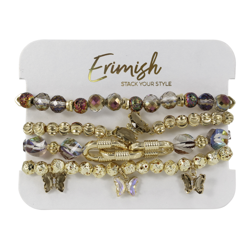 Butterfly Erimish Stack