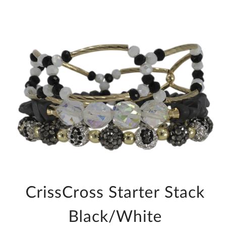 Crisscross Starter Stack