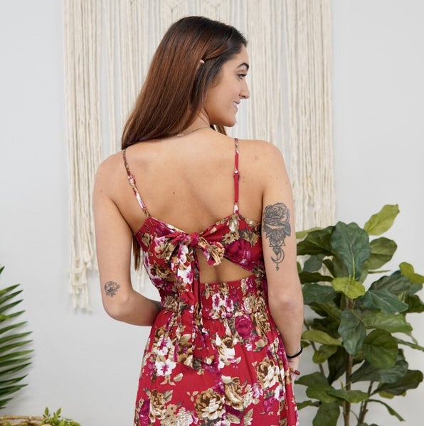 May Flowers Dress *Final Sale*