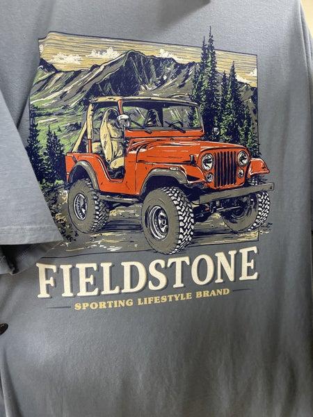 Jeep Fieldstone Tee