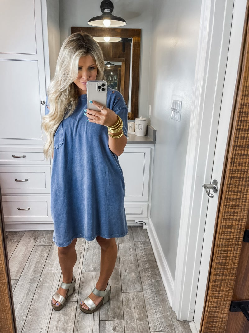 All For Comfort Dress