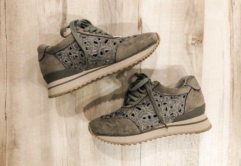 Loving The Details Sneaker *Final Sale*
