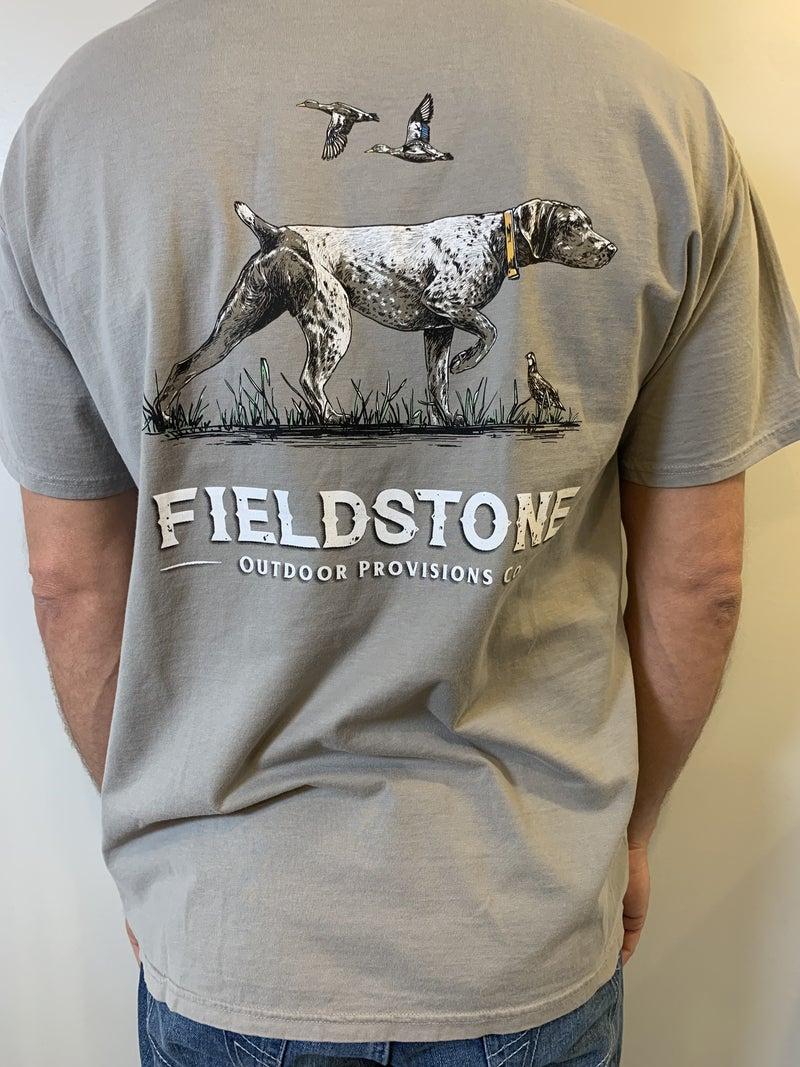 Fieldstone Pointer Tee