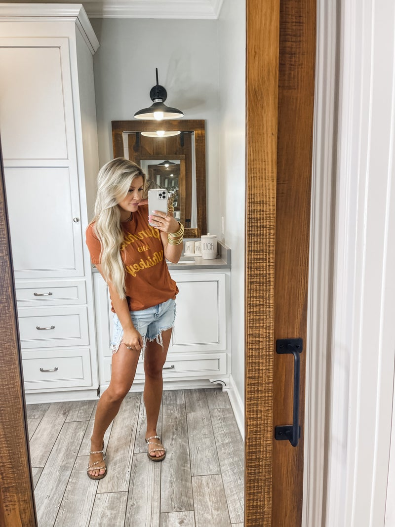 Sunshine and Whiskey Top