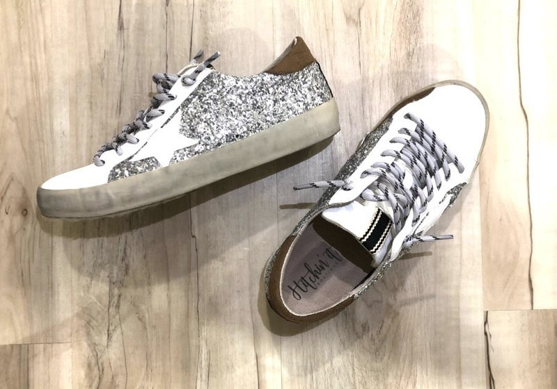 Sparkle In Your Eye Sneakers