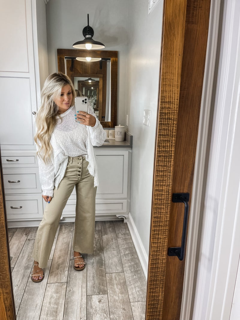 All About The Trends Pant
